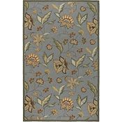 Ari - Pale Blue/Tan/Beige Rug - 5'x8'