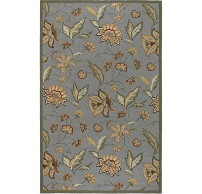 Accessories - Ari - Pale Blue/Tan/Beige Rug
