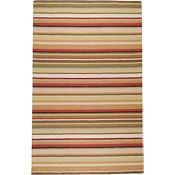 Cascade Rug - Red/Rust/Gold - 5'x8'