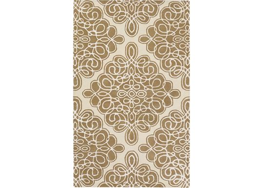 Accessories - Lanai Rug - Cream/Tan/Ivory