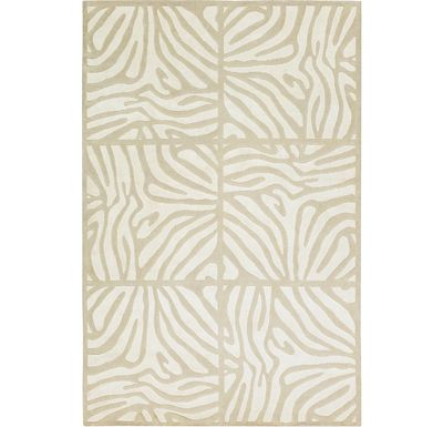 Accessories - Macon Rug - Beige/Ivory
