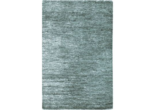 Accessories - Javier - Turquoise Rug - 5'x8'