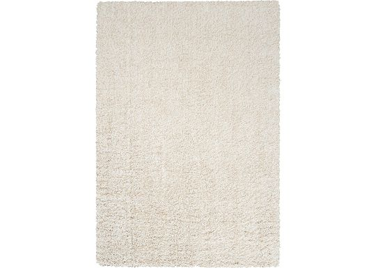 Accessories - Courtland - White/Antique White Rug