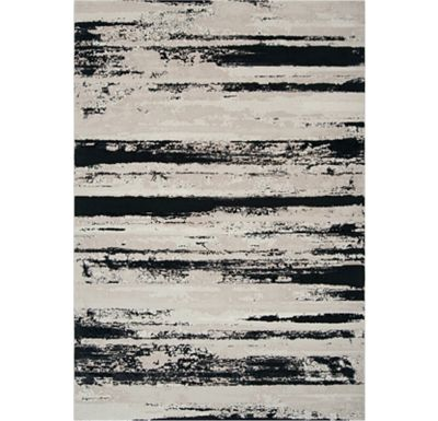 Accessories - Hollowell - Oatmeal/Gray/Black Rug