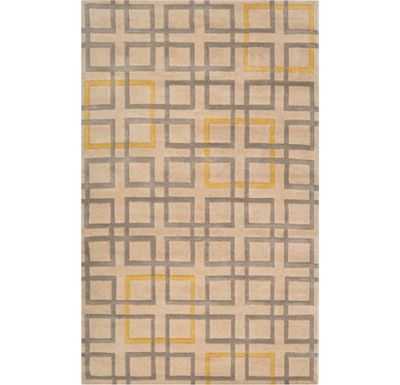 Accessories - Ronna - Gray/Parchment/Oyster Gray Rug