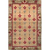 Gentilly - Cumin/Mushroom/Coffee Bean Rug - 5'x8'