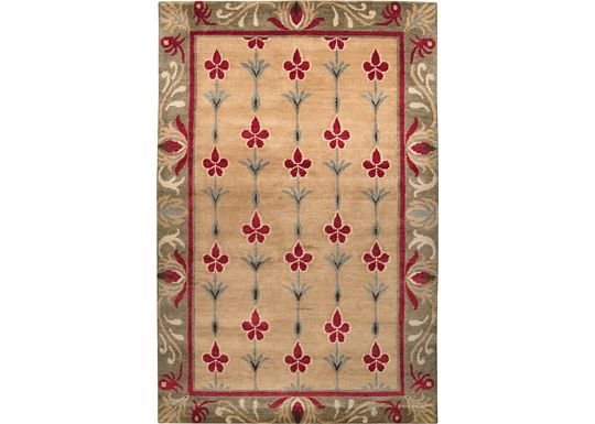 Accessories - Gentilly - Cumin/Mushroom/Coffee Bean Rug