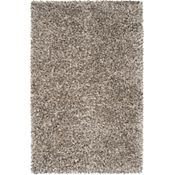 Webster - Sand/White/Charcoal Gray Rug - 5'x8'