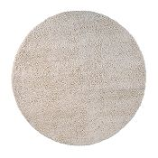 Pure Luxury Rug - 10' Round (Ivory)