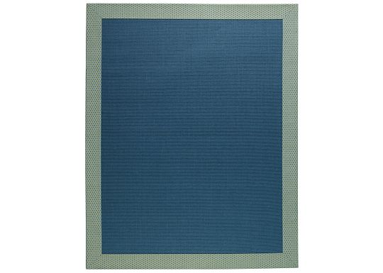 Accessories - Blue Boucle Rug