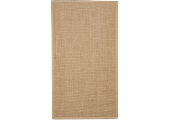 Accessories - Goldenrod Rug (Boucle)