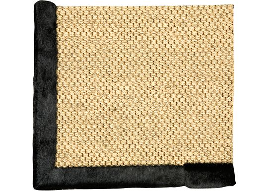 Accessories - Siskiyou Sisal Rug (Safari Sable)