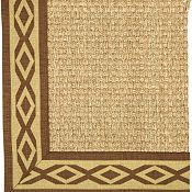 Botanical Blends 644 Jute Rug - 5'x9'