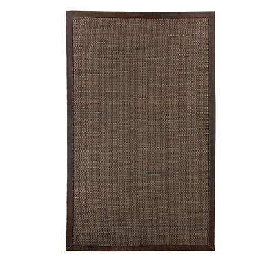 Accessories - Leather Indulgence Rug (Chocolate)