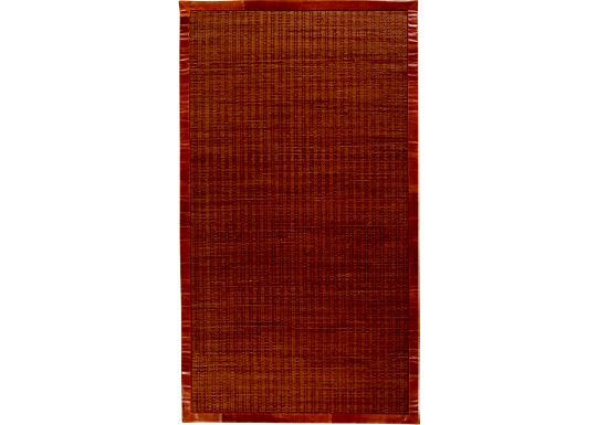 Accessories - Leather Indulgence - Amaretto Rug