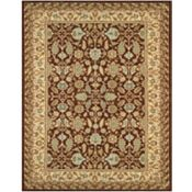 Campbell - Chocolate/Latte Rug - 5'3