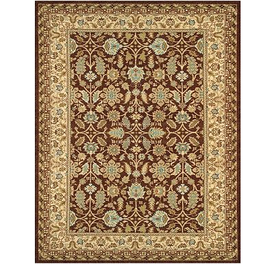 Accessories - Campbell - Chocolate/Latte Rug