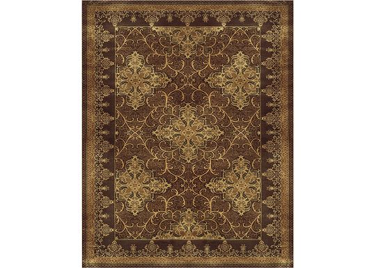 Accessories - Bradston - Chocolate Rug