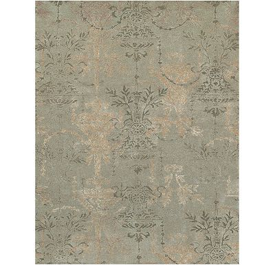 Accessories - Tresor - Nickel Rug