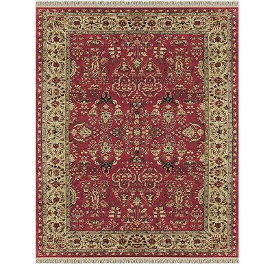 Accessories - Northpoint - Red/Light Gold Rug