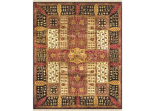 Accessories - Kadiah - Multi Rug