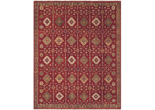 Accessories - Dozier - Red Rug