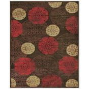 Stevenson - Dark Chocolate Rug - 5'3