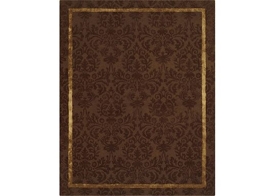 Accessories - Cadence - Chocolate Rug