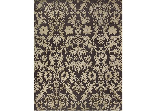Accessories - Kinston - Charcoal Rug