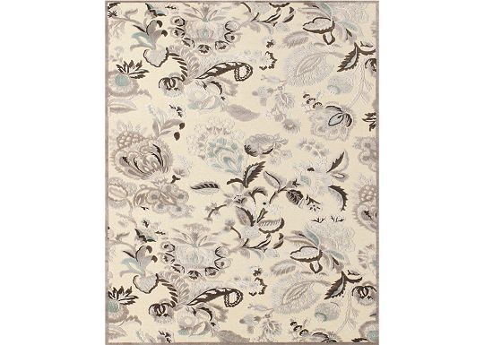 Accessories - Coolidge - Cream/Ivory Rug
