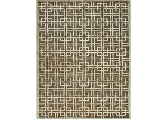 Accessories - Fulton - Beige Rug