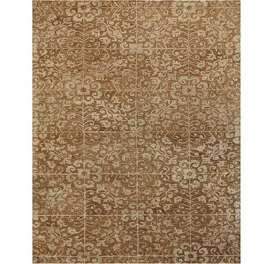 Accessories - Fairbanks - Dark Gold/Light Gold Rug