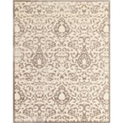 Coolidge - Cream/Dark Gray Rug - 5'3