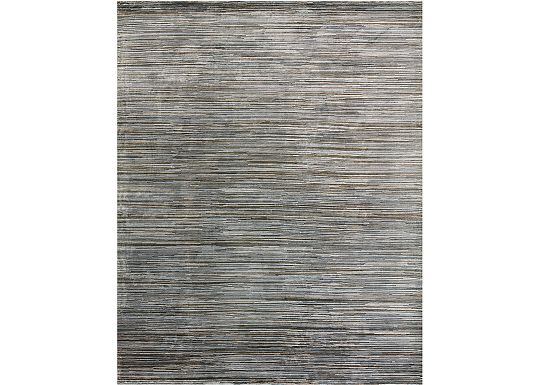 Accessories - Shanda - Gray/Multi Rug - 5'6