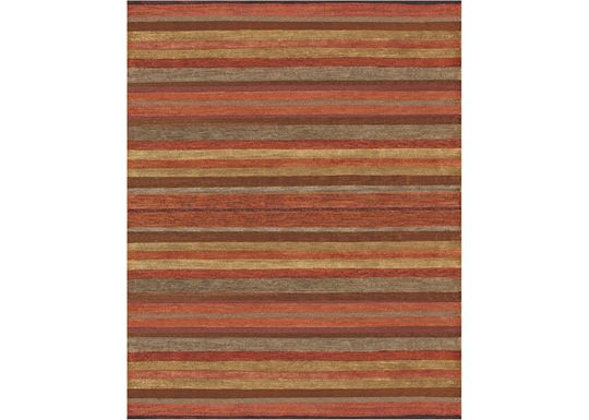 Accessories - Blayze - Rust Rug