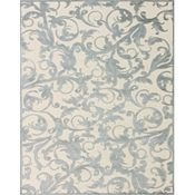 Coolidge - Cream/Silver Rug - 5'3