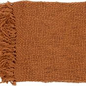 Devon Throw - Rust