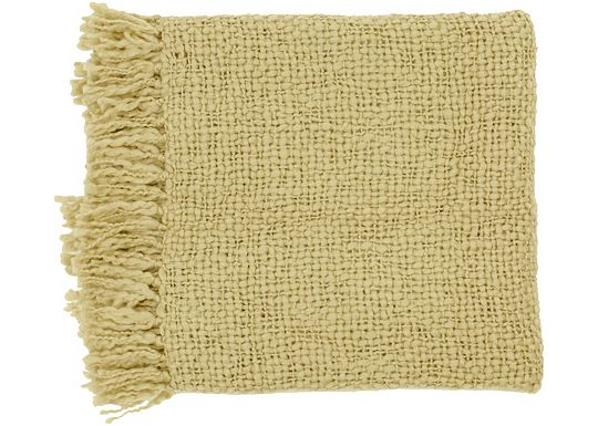 Accessories - Devon Throw - Tan