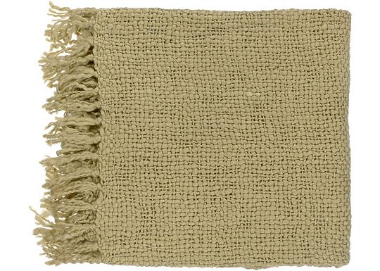 Accessories - Devon Throw - Avocado