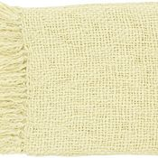 Devon Throw - Ivory