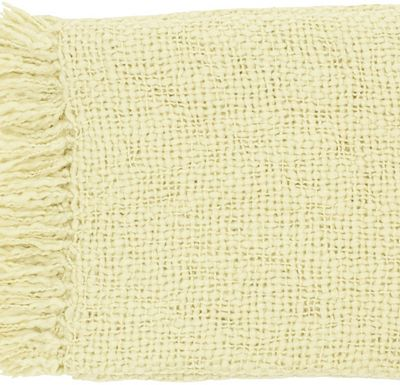 Accessories - Devon Throw - Ivory