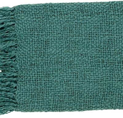 Accessories - Devon Throw - Teal
