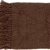 Devon Throw - Brown