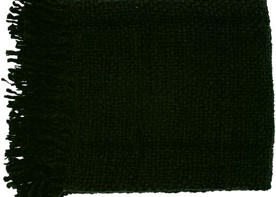 Accessories - Devon Throw - Black