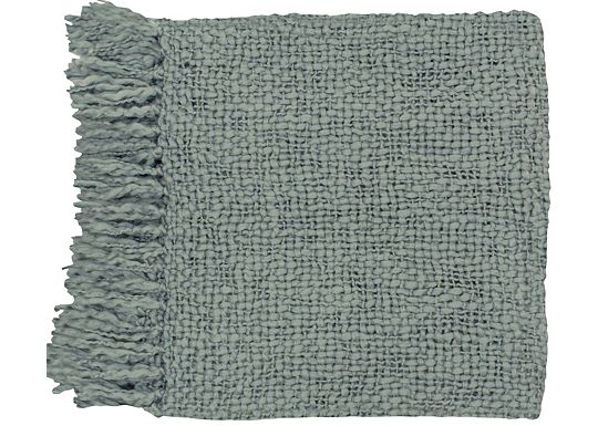 Accessories - Devon Throw - Gray