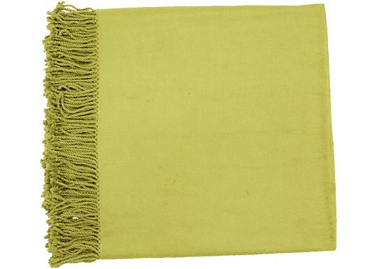 Accessories - Tamin Throw - Avocado