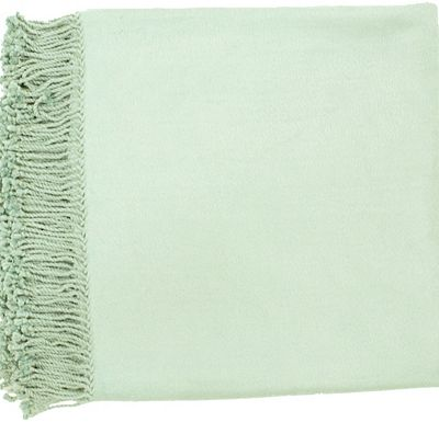 Accessories - Tamin Throw - Aqua