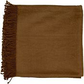 Tamin Throw - Brown