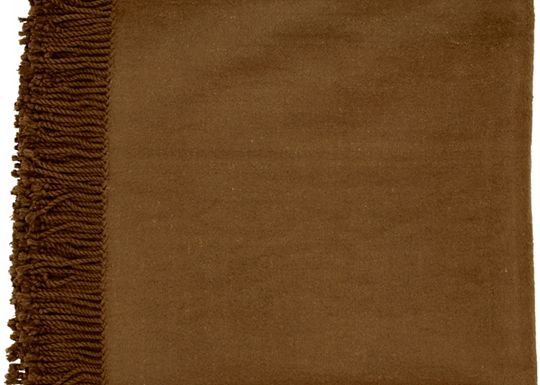 Accessories - Tamin Throw - Brown