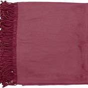 Tamin Throw - Plum